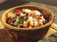 Bean and Tomato Salad recipe