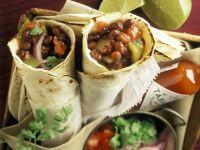 Bean Burritos recipe