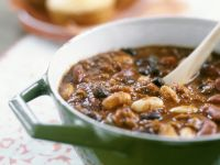 Bean Chili recipe