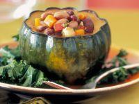 Bean Stew in a Pumpkin recipe