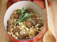 Beans and Beef Stew recipe