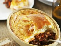Beef and Ale Pastry Pie recipe