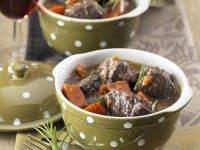 Beef and Carrot Stew recipe