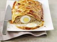 Beef and Egg Pastry Pie recipe