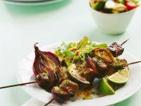Beef and Fig Skewers recipe