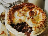 Beef and Kidney Pot Pies recipe