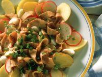 Beef and Potato Salad recipe