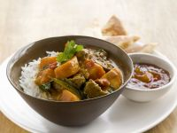 Beef and Sweet Potato Curry recipe