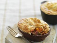 Beef Pie with Pastry Top recipe