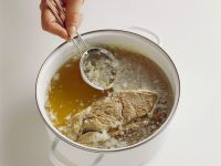 Beef and Vegetable Broth recipe