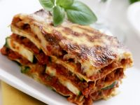 Beef and Vegetable Pasta Bake recipe