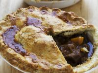 Beef and Vegetable Pies recipe