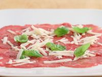Beef Carpaccio recipe