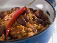 Beef Chilli Bowl recipe