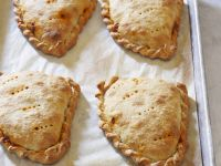 Baked Steak Pasties recipe