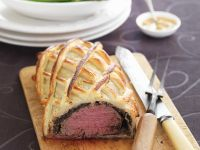 Beef Fillet in Puff Pastry recipe