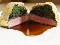 Beef Fillet Wellington Style