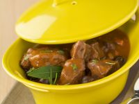 Beef Gravy Braise recipe