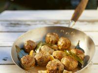 Beef Meatballs in Lemon Sauce recipe