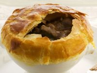 English Pastry-covered Pie recipe