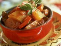 Beef Ragout with Pumpkin recipe