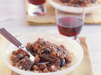 Beef Ragout with Red Wine recipe