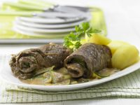 Beef Rollatini with Zucchini recipe