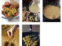 Beef Satay with Peanut Sauce recipe