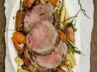 Beef Shoulder with Vegetables recipe
