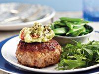 Beef Steaks with Guacamole recipe