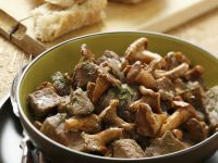 Beef Stew with Crusty Bread recipe