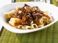 Beef Stew with Noodles recipe