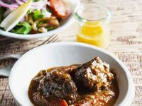 Beef Stew with Quince recipe