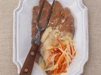 Beef with Horseradish Sauce recipe