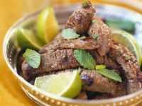 Beef with Limes recipe