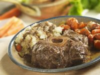 Braised Beef with Hearty Vegetables recipe