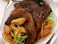Beef with Vegetables and Onions recipe