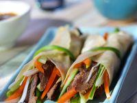 Beef Wraps recipe