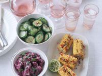 Beet and Sour Cream Salad Bowl recipe