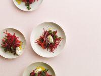 Beet Salad with Ricotta recipe