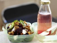 Beetroot and Goats' Cheese Salad recipe