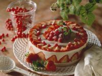 Berries and Cream Cake recipe