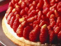 Berry and Custard Tart recipe