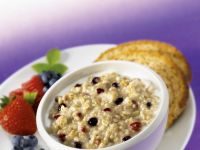 Berry and Oats recipe