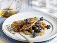 Berry Breakfast Cakes recipe