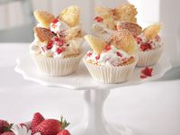 Berry Butterfly Buns recipe