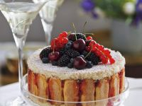 Berry Charlotte recipe