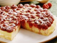 Berry Cheesecake Tart recipe
