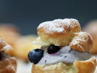 Berry Choux Buns recipe