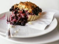 Berry Citrus Crumble Tartlet recipe